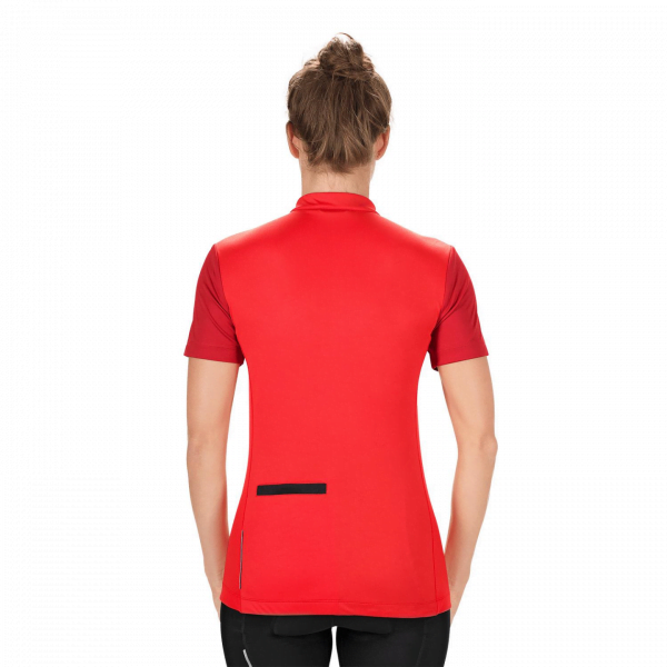 TRICOU CICLISM SQUARE WS PERFORMANCE S/S Rosu XS (34)